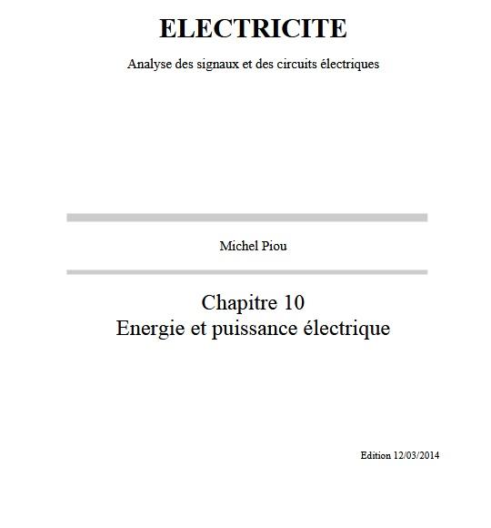 Électricité, Analyse des signaux et des circuits électriques